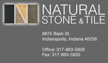 Natural Stone and Tile, Inc.